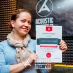 Сертификат студии
